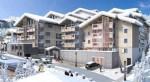 leaseback ski apartment courchevel