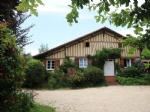 A charming farmhouse, full of character with panoramic views of the Py