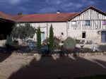 A character renovated gascon farmhouse with 4 bedrooms and a pool.
