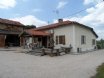 3 Bed renovated home with 2 bed Gîte on 8905 m² of land