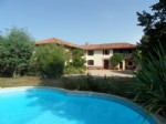 18e century 4 bed farmhouse with pool