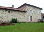 Stone house, 3 bedrooms, barn and lovely garden