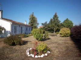 Single storey property in a small village