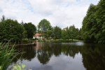 Beautiful property with house, lake and 8.5 acres of land