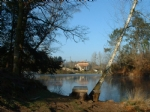 Exceptional 6 acre lake with mill and house with B&B rooms, gîte, and restaurant