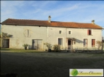 French property for sale: Farm house with cottage and barns to renovate