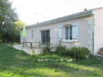 French property for sale: Bungalow with Garden and Garage in Good Location