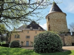Near Figeac, elegant chateau of 620 m² with 11 bedrooms
