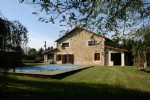 Romange, pool, outbuilding, gated.