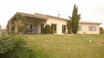 Single storey villa with a Ha land in the countryside