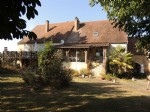 Beautiful farmhouse with Gîte and lots of potential