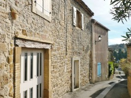 Village House with Courtyard and Garage