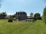 Elegant character detached house with outbuildings and swiming pool.