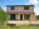 Spacious village house detached, south garden 800 M², nice views