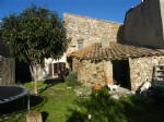 Near St Chinian, well stone character in wine village, offering 185m2 of living space