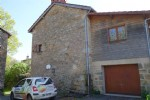 In Figeac, house of the XVIIth century completely renovated