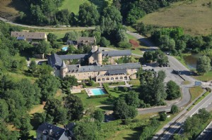 Rare - A unique 17th century château hotel and restaurant situated by a golf course