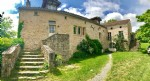 Lovely stone house of 246m², on a land of 4911m² with a nice view