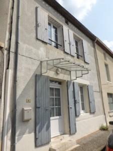 Abzac - 3 bedroom house with separate garden
