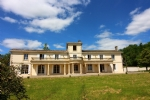Bordeaux 40mn, St Emilion 15mn, 17 ac, panoramic view