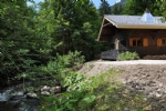 Charming Chalet beside River in Abondance