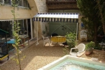 Converted Barn with Pool in Village near Nimes