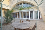 Converted Barn with Spa in Village near Nimes
