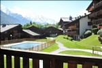 Ski apartment - 1 bed + bunks, swimming pool, ski-in ski-out