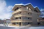 New apartment Les Barmes des Mossettes