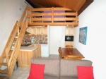 2 Bedroom Apartment with Mezzanine in Chatel
