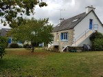 Detached 2 Bed House With One Bed Gite, Close To Josselin