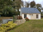 Newly Built South Facing 3 Bed Detached House In Walking Distance of Lac de Guerledan