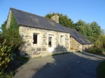Spacious Two Bedroom Stone House in a Small Hamlet 12 Minute's from Callac