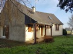 Detached 4 Bed House on Edge of Village Close to Pontivy