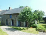 Close jugon les lacs - 2 bed stone cottage with development potential