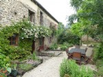 Plouasne: delightful 4 bed stone house with land next to the rance