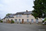 Farmhouse with gite on a acre of grounds close to town centre with all you need!