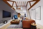 To buy off plan. attractive 2 bedrooms  2nd floor apartment  with mezzanine, sou