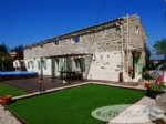 Renovated Old Barn of the 19th century, approx.220m² LS, 4 bedrooms, aboveground swimming