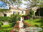 Charming 19th century stone house, quality renovation, on several levels, 5 bedrooms, swimming