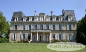 Magnificent, grand 19th century Chateau with many beautiful original features;