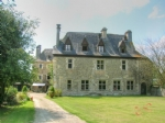 Nr Orthez (64) - A magnificent C12th Château with 3 guest cottages