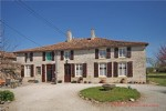 Chef Boutonne (79) -  Lovely Logis with 6 beds/6 baths, swimming pool and tennis court