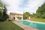 Brux (86) -  Detached stone house in immaculate condition with heated swimming pool