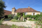 Rouffilhac (Lot) - Truly stunning Manoir, with magnificent English gardens
