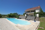 Puy d'Arnac (19120) - A modern property with the benefits of a swimming pool, enjoying superb views
