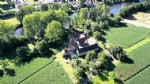 Montignac (Dordogne) - Riverside gite complex of 4 houses with pool and barns set on approx 15 acres