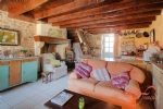 Abjat-sur-Bandiat (24) -Immaculate two bedroom cottage for sale, fully renovated in a quiet hamlet
