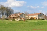 Nontron (Dordogne) - Luxury stone farmhouse  with guest cottage and pool in tranquil, rural setting