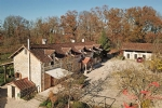 Nontron (Dordogne) - Impressive country residence  with guest cottage and pool, no near neighbours